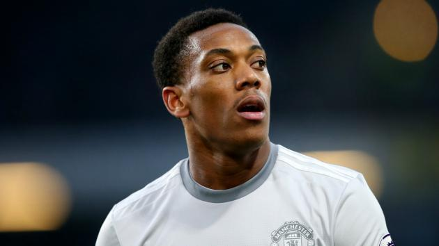 <p>Martial and Darmian start as Mourinho makes seven Manchester United changes</p>