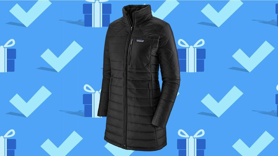 Black Friday 2020: Women's Patagonia Radalie Insulated Parka from Backcountry.