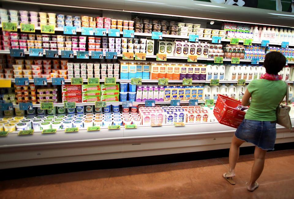 """<p>Any tried and true Trader Joe's shopper can tell you that the shopping experience is unparalleled to any other store. But the reason for that? Smaller inventory. While the <a href=""""https://www.thedailymeal.com/eat/10-things-you-didnt-know-about-trader-joes-products-0/slide-2"""" rel=""""nofollow noopener"""" target=""""_blank"""" data-ylk=""""slk:average supermarket keeps up to 50,000 items on the shelf"""" class=""""link rapid-noclick-resp"""">average supermarket keeps up to 50,000 items on the shelf</a>, Trader Joe's only keeps 4,000 in stock. </p>"""