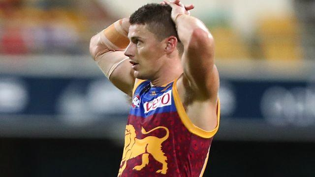 Zorko was clearly gutted. Image: Getty