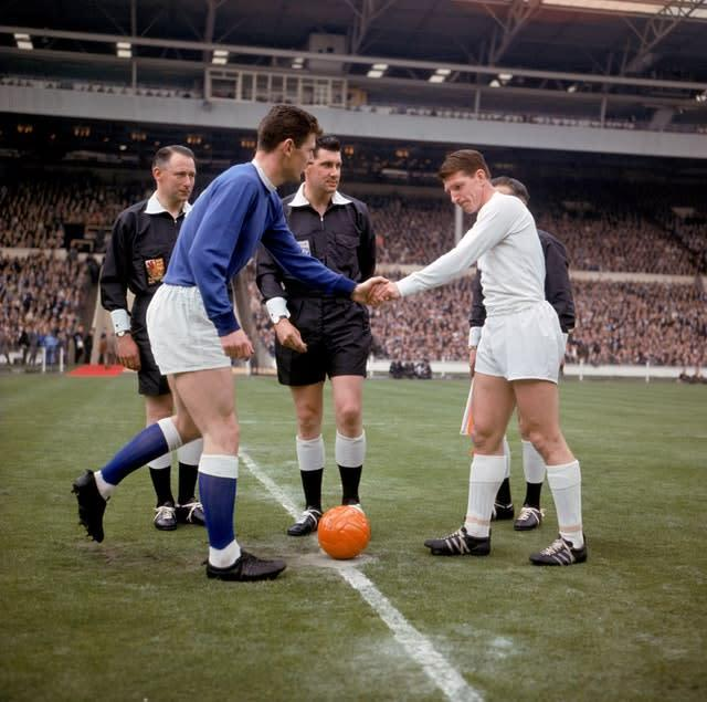 Everton captain Brian Labone, left, saw his side fight back from 2-0 down (PA)