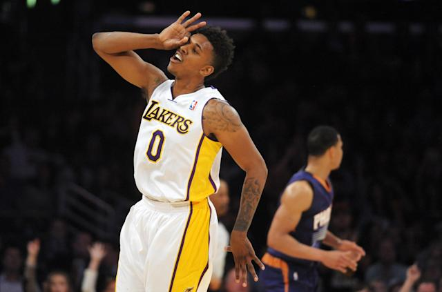 Nick Young: God came to me in a dream to give me the nickname 'Swaggy P' (Video)