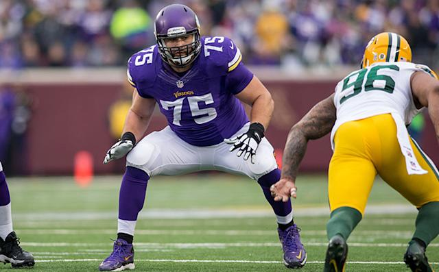 Minnesota Vikings Roster Overview Offensive Line