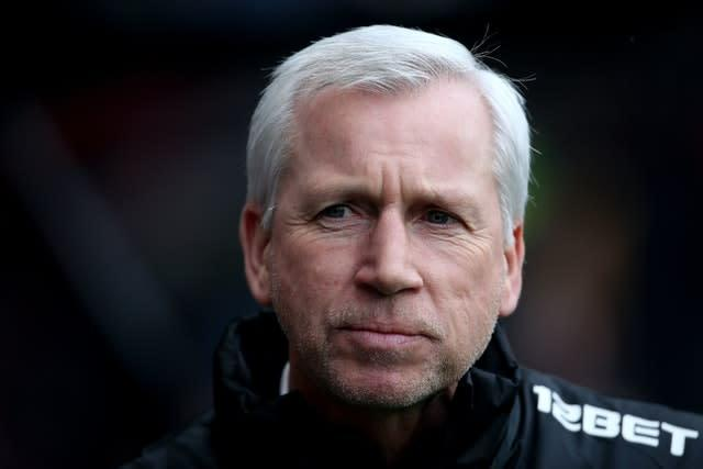 Alan Pardew rejected a bonus for keeping ADO Den Haag in the Eredivisie (Mark Kerton/PA)