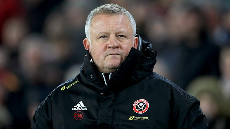 Chris Wilder urges Premier League to give financial help to lower league clubs