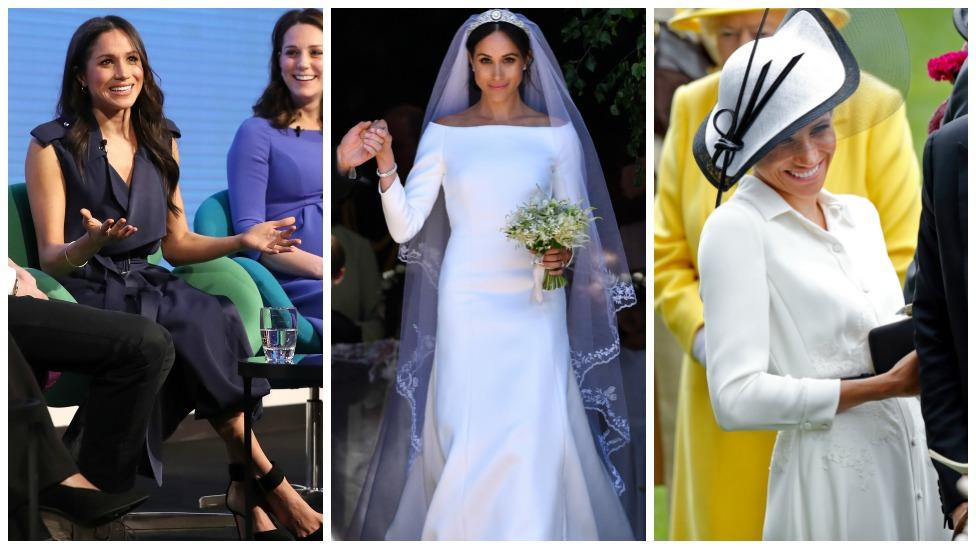 <p>She's only been a part of the royal family for three months, but Meghan Markle has already become known as the royal rebel. Photo: Getty Images </p>