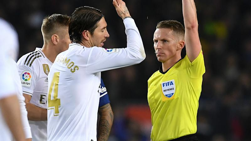 Ramos claims VAR missed two clear Real Madrid penalties in Clasico stalemate