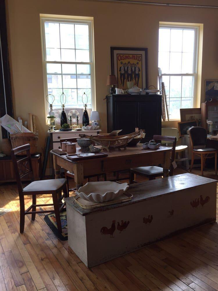 """<p>""""An awesome indoor flea market. Huge variety of different things for sale from lots of different vendors. Love the unique space, but make sure you check out the areas at the back since it's not altogether obvious at first that the space is larger than just the big front room,"""" <a href=""""https://www.yelp.com/biz/portland-flea-for-all-portland"""" rel=""""nofollow noopener"""" target=""""_blank"""" data-ylk=""""slk:Sam S"""" class=""""link rapid-noclick-resp"""">Sam S</a>.</p><p><strong>Visit the store</strong>: 585 Congress St, Portland, ME</p>"""
