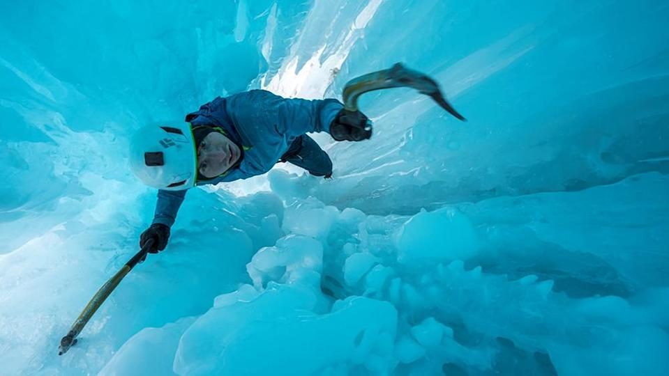 The Alpinist - Credit: Jonathan Griffith/Courtesy Red Bull Media House