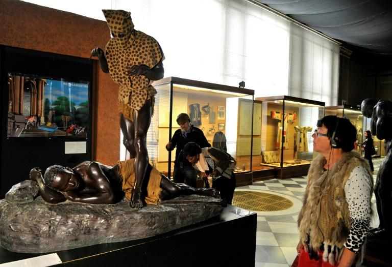 The museum reopened after a major refurbishment (AFP Photo/GEORGES GOBET)