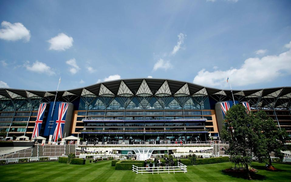 The scene at Ascot - Action Images via Reuters