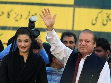 Nawaz Sharif and his daughter Maryam, boarded a foreign flight on Thursday and will arrive in Lahore via Abu Dhabi at 6.15 pm (local time) on Friday.