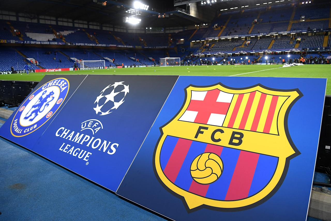 Rencontre chelsea vs barcelone