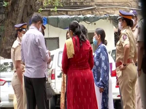 A team of the NCW members visited the DGP office (Photo/ANI)