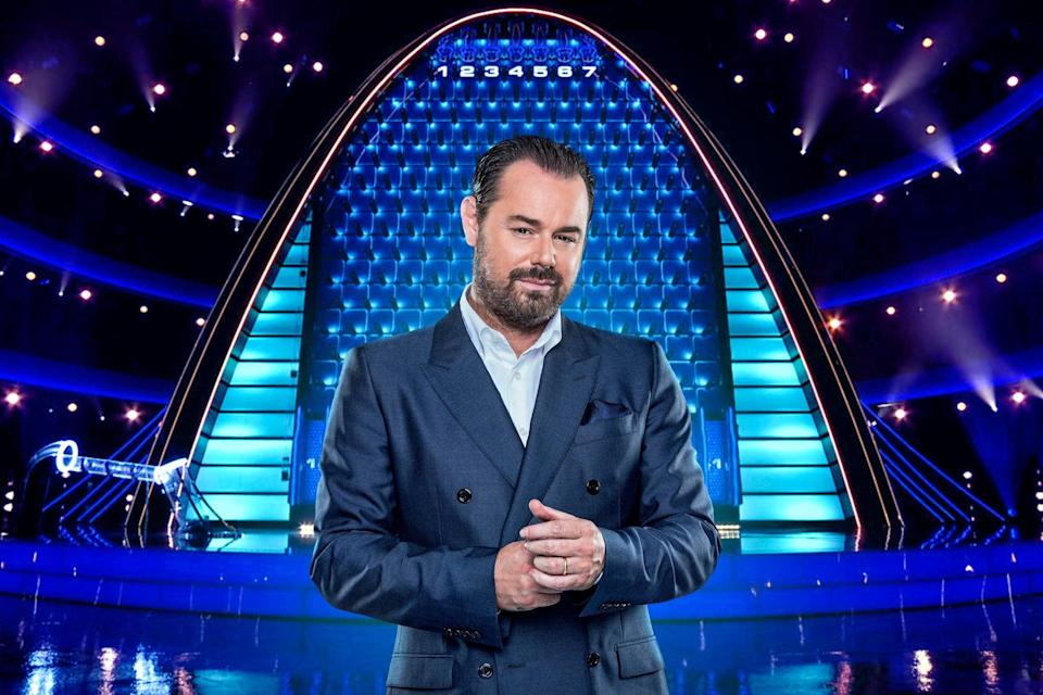 Danny Dyer presides over The WallBBC/Remarkable/Guy Levy