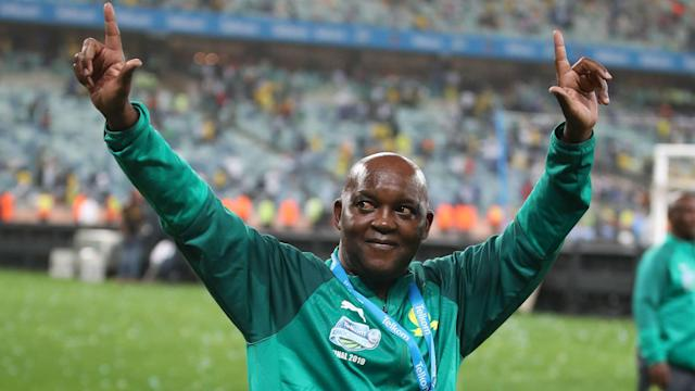 The iconic venue has hosted five of the last nine finals since 2017, and the Sundowns mentor believes it should be made an official Cup final stadium