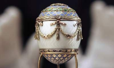 UK Miner Gemfields Shells Out For Faberge