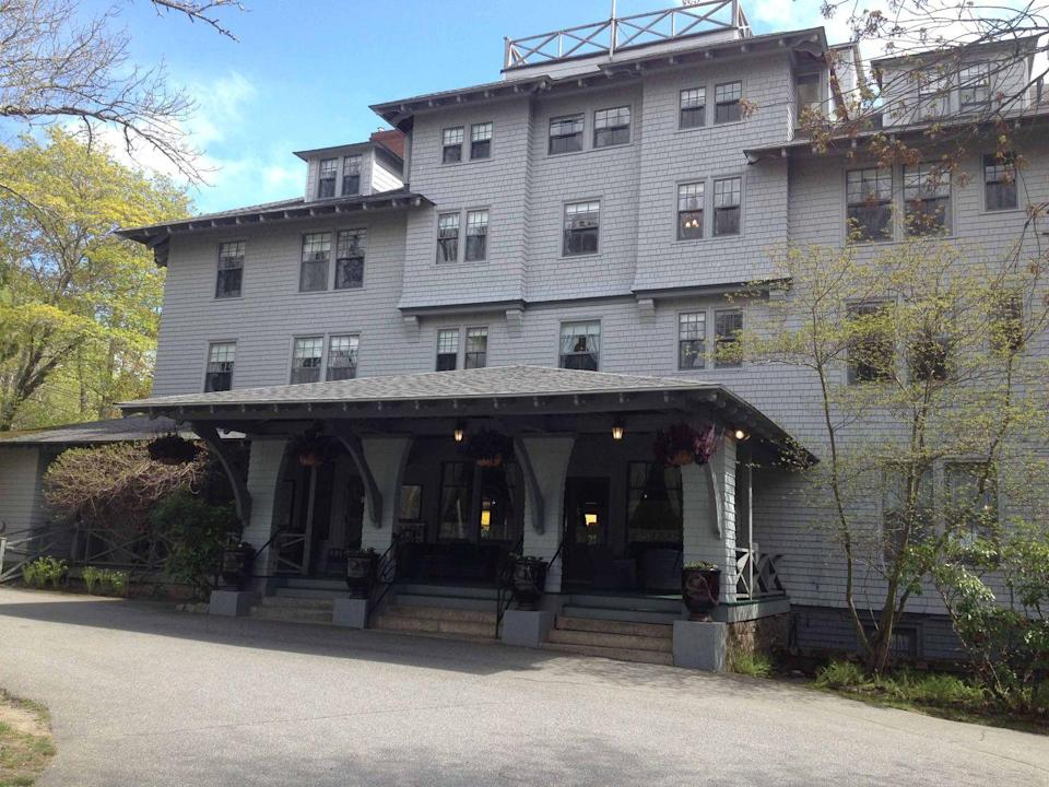 "<p>With 48 rooms (31 in the main inn and 17 in adjacent properties) and located just steps from Maine's Acadia National Park, the <a href=""https://asticou.com/"" rel=""nofollow noopener"" target=""_blank"" data-ylk=""slk:Asticou Inn"" class=""link rapid-noclick-resp"">Asticou Inn</a> offers unparalled access to one of the most beautiful areas on the eastern seaboard. First built in 1883 then rebuilt after a fire in 1889, the Asticou, located in Northeast Harbon on Maine's Mount Desert Island, has been a mainstay of summer tourism destinations for decades. Don't miss the <a href=""https://acadiamagic.com/asticou/"" rel=""nofollow noopener"" target=""_blank"" data-ylk=""slk:Asticou Azalea Garden"" class=""link rapid-noclick-resp"">Asticou Azalea Garden</a>, also just a short walk from the Inn.</p>"