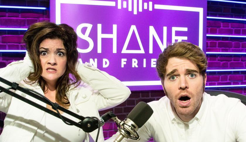 The comments were made in Shane's old podcast 'Shane and Friends'. Copyright: [Soundcloud]