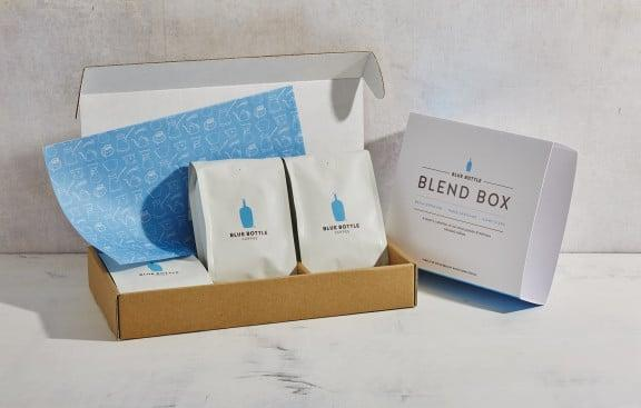 <p>Curate the perfect mix of her favorite coffees with the <span>Blue Bottle Coffee Subscription</span> ($132 for six months).</p>