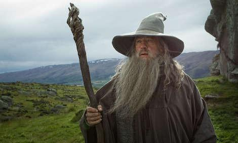 The Hobbit: There and Back Again reveals new Gandalf clip at CinemaCon