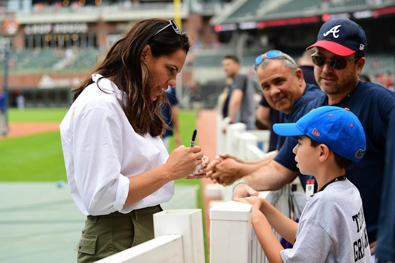 ESPN'S Jessica Mendoza on Breaking Barriers and How to Change Baseball's Rules