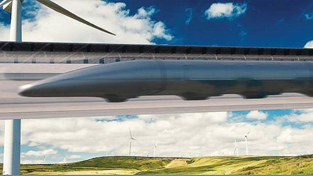 Elon Musk's Hyperloop Vision Could Be Ready for Passengers by 2018