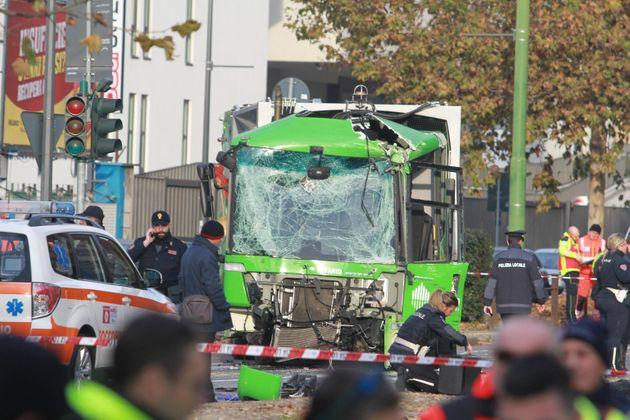 Incidente a MIlano