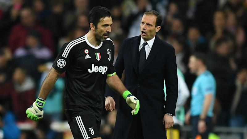 BREAKING NEWS: Buffon hit with UEFA charges after Madrid fury