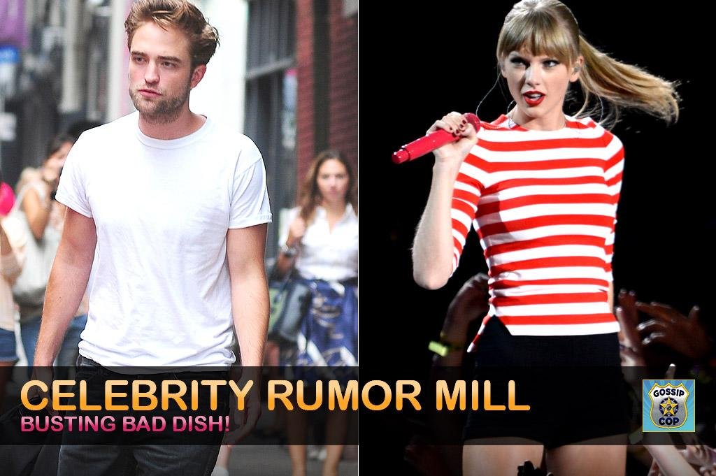 Check out the most ridiculous rumors of the week!