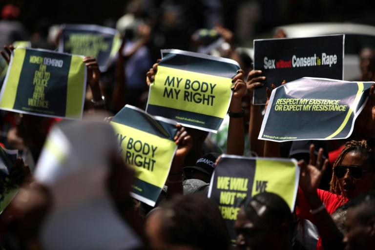 The UN says one in four women in Nigeria experience sexual abuse before 18