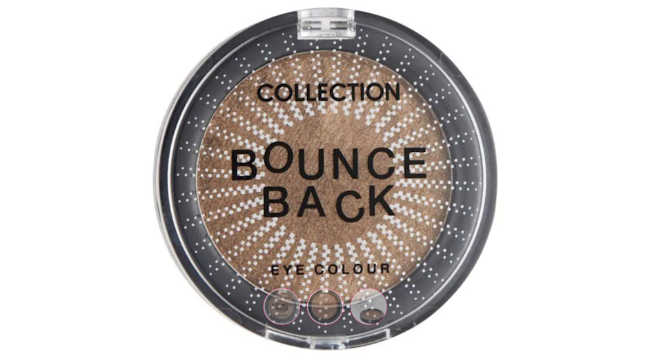 Collection Bounce Back Eye Colour in Bronzed Up 3