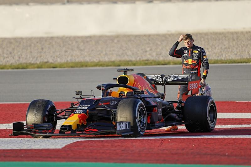 Late drama for Red Bull teams, Kubica stays fastest