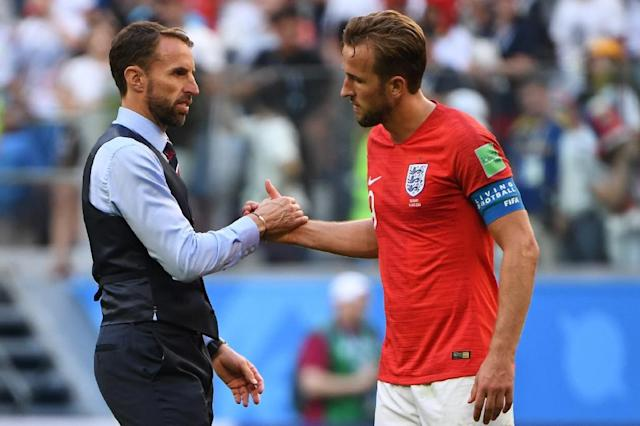 England's next game is against Spain in the new UEFA Nations League competition in September (AFP Photo/Paul ELLIS)