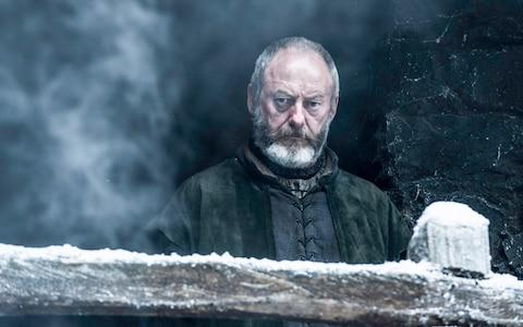 Liam Cunningham as Davos Seaworth - Credit: HBO