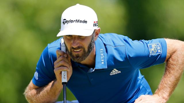 World No. 2 Dustin Johnson will be grouped with Patrick Reed and Chez Reavie for the first two rounds of the inaugural Rocket Mortgage Classic in Detroit.