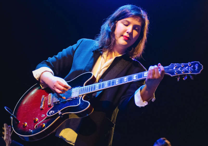 """Lucy Dacus launches 2019 song series with new """"La Vie En Rose"""" cover: Stream"""