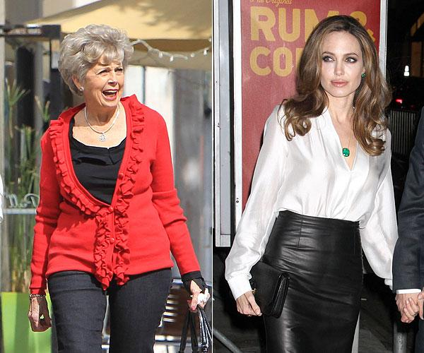 Angelina Jolie Vs. Brad Pitt's Mom — Inside Their New Feud Over Marriage