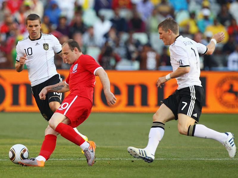 Podolski hopes Rooney will also be given a suitable tribute (Getty)