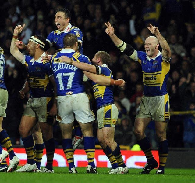 Despite being the defending champions, Leeds had been the underdogs at Old Trafford