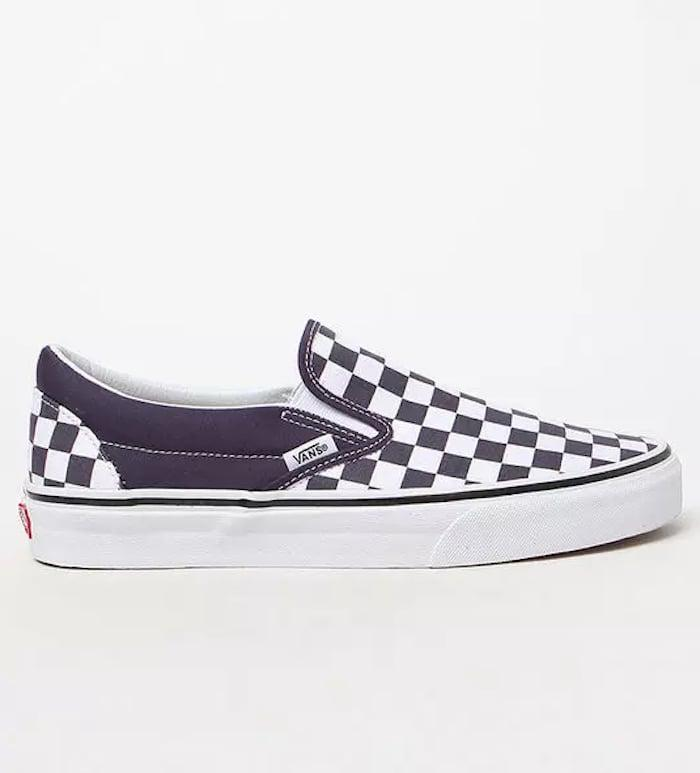 """<p><a href=""""https://www.popsugar.com/buy/Vans-Women-Checkerboard-Slip--Sneakers-370274?p_name=Vans%20Women%27s%20Checkerboard%20Slip-On%20Sneakers&retailer=shop.nordstrom.com&pid=370274&price=50&evar1=fab%3Aus&evar9=44311634&evar98=https%3A%2F%2Fwww.popsugar.com%2Ffashion%2Fphoto-gallery%2F44311634%2Fimage%2F44311730%2FVans-Women-Checkerboard-Slip--Sneakers&list1=shopping%2Cshoes%2Csneakers%2Choliday%2Cchristmas%2Cgift%20guide%2Ceditors%20pick%2Cvans%2Cpacsun%2Cfashion%20gifts%2Cgifts%20for%20women&prop13=api&pdata=1"""" rel=""""nofollow"""" data-shoppable-link=""""1"""" target=""""_blank"""" rel=""""nofollow"""" class=""""ga-track"""" data-ga-category=""""Related"""" data-ga-label=""""https://shop.nordstrom.com/s/vans-classic-slip-on-sneaker-women/2880146?country=US&amp;currency=USD&amp;utm_content=33067283509_3961cf95-6f35-49f6-855e-0f9c8b6e56de&amp;utm_term=pla-259190793254&amp;utm_channel=shopping_ret_p&amp;sp_source=google&amp;sp_campaign=662927176&amp;gclid=EAIaIQobChMIm7bVkfbv3QIVEdRkCh101AlFEAQYASABEgJSxvD_BwE"""" data-ga-action=""""In-Line Links"""">Vans Women's Checkerboard Slip-On Sneakers</a> ($50)</p> <p>""""The Dior show was filled with checkered accessories - they are going to be everywhere!"""" - Dana Avidan Cohn, executive director, Style</p>"""