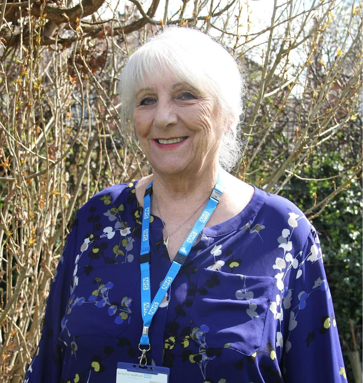 Tributes have been paid to Ann Shepherd, an 'honest and compassionate' NHS mental health counsellor who died after contracting Covid-19 (PA)