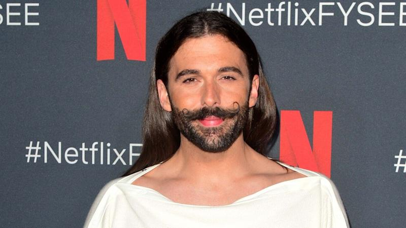 'Queer Eye' Star Jonathan Van Ness Reveals He's HIV Positive