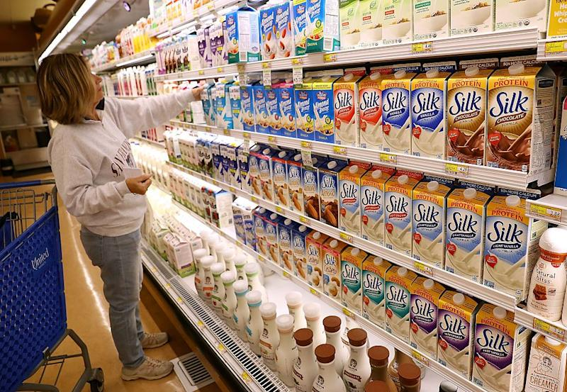 Dairies Are Desperate to Get Americans to Drink Milk Again