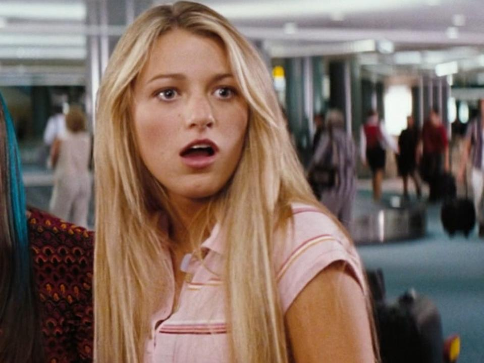 "Blake Lively in the first ""Sisterhood"" movie. <p class=""copyright"">Warner Bros. Pictures</p>"