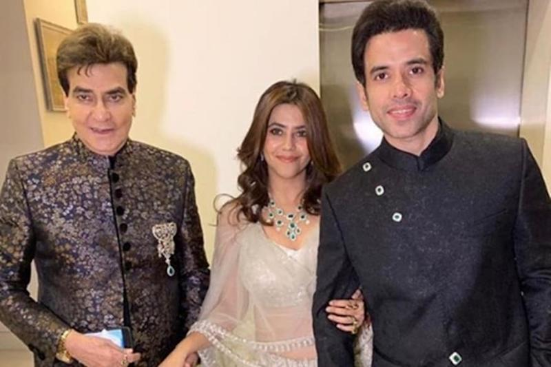 I Wasn't Even One Per Cent Of What He Is As Father, Says Jeetendra On Son Tusshar Kapoor