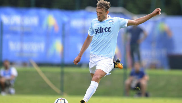 <p>Following a decade in England at Liverpool, Lucas has swapped the Premier League for Serie A, having joined Lazio this summer for a fee of £5m. </p> <br><p>Lucas, who has 27 caps for Brazil, will bring a wealth of experience to Lazio, as they look to challenge for a Champions League spot this season.</p> <br><p>The 30-year-old will be deployed in a defensive midfield role as a direct replacement for another Lucas - Biglia - who Lazio sold to AC Milan earlier this summer.</p>