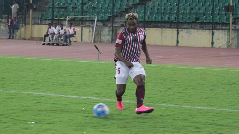Sony Norde Chennai City Mohun Bagan I-League 2017