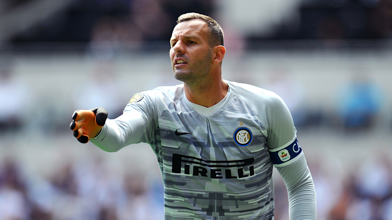 'You cannot live off memories' - Handanovic wants trophies at Inter