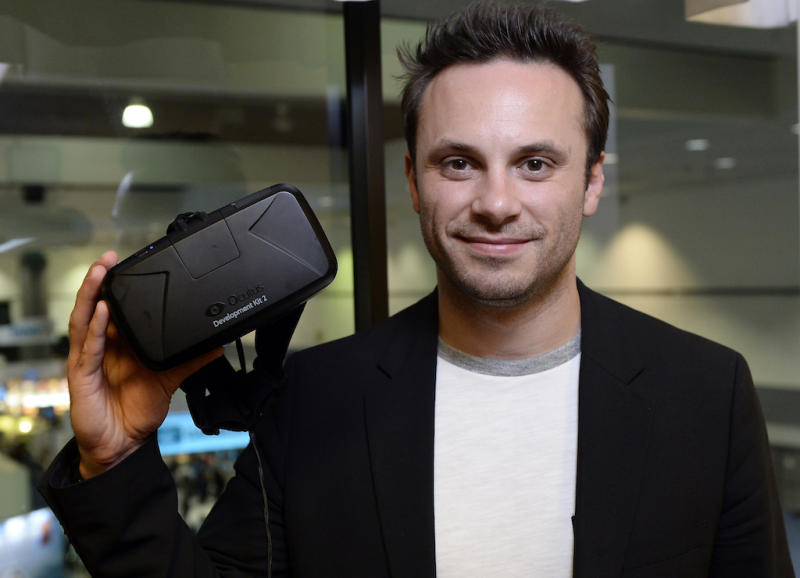 Oculus CEO Brendan Iribe Steps Down To Lead New PC VR Group